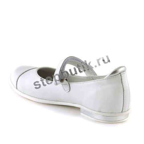 13-309-2 Скороход Туфли (26-33) бел