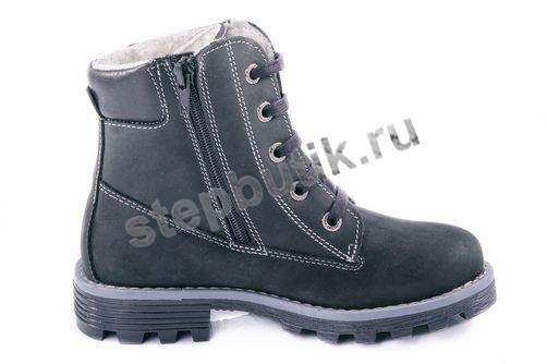 652046-31 Котофей Ботинки (32-37) чер