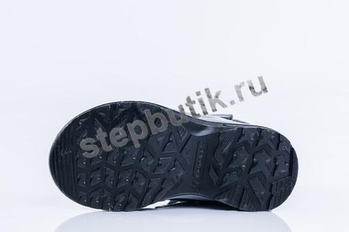 452099-52 Котофей Ботинки (27-31) чер-сер