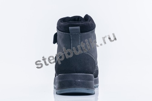 652125-51 Котофей Ботинки зима (34-37) чёр