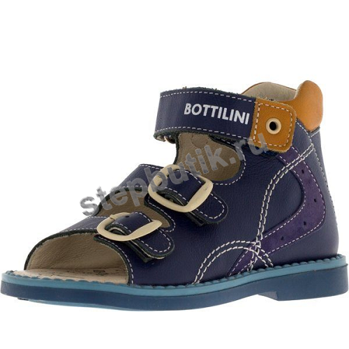 SO-090(1) Bottilini Сандалии (26-29) син