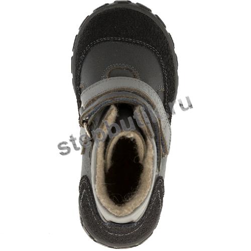 BL-111(2) Bottilini Ботинки байка (26-30) серый