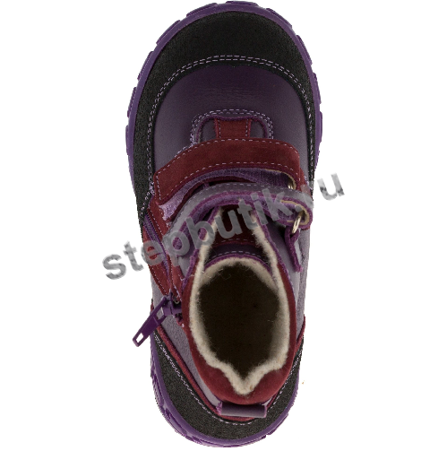 *BL-112(4) Bottilini Ботинки байка (26-30) фио