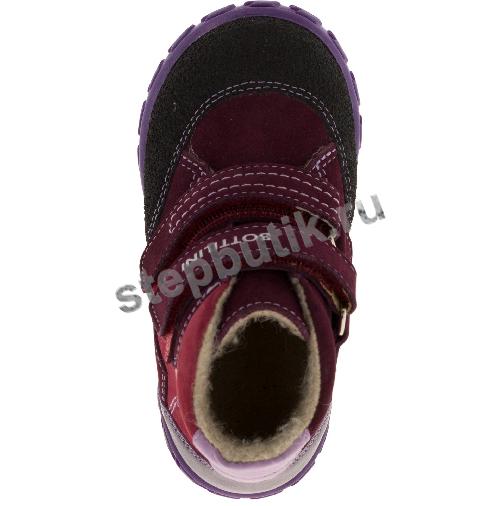 BL-128(15) Bottilini Ботинки байка (26-30) фио