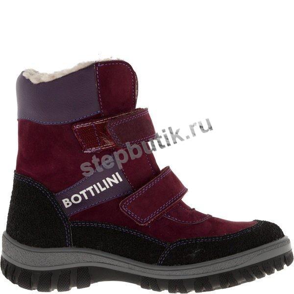 BL-153(4) Bottilini Ботинки мех (26-31) фио