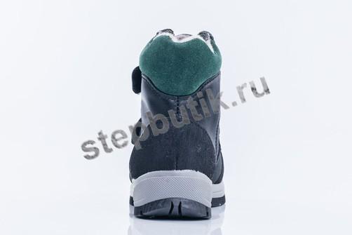 352204-53 Котофей Ботинки (25-29) чер