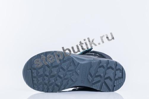 654978-42 Котофей Ботинки мембрана (32-35) чер-гол