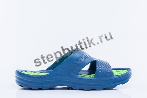 525024-03 Котофей Шлёпки (30-35) син-сал