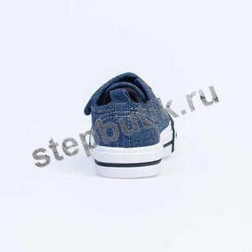 331160-11 Котофей Кеды (25-29) син