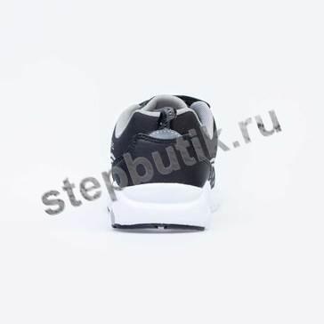 *744150-72 Котофей Кроссовки (38-42) чёр-сер