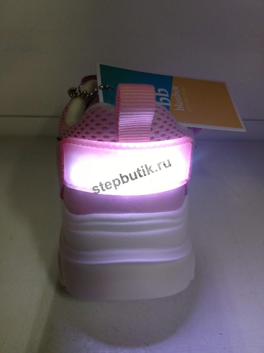 BX50156-1 BLESSBOX Кроссовки (27-32) роз
