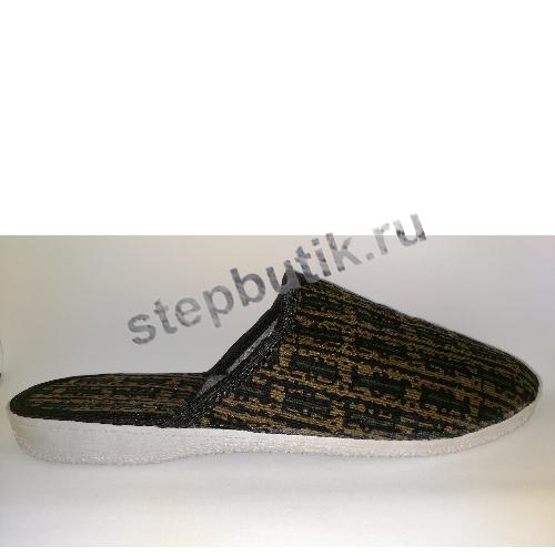 BTM70500-65-40 Тапки с закр.носком (41-45) кор