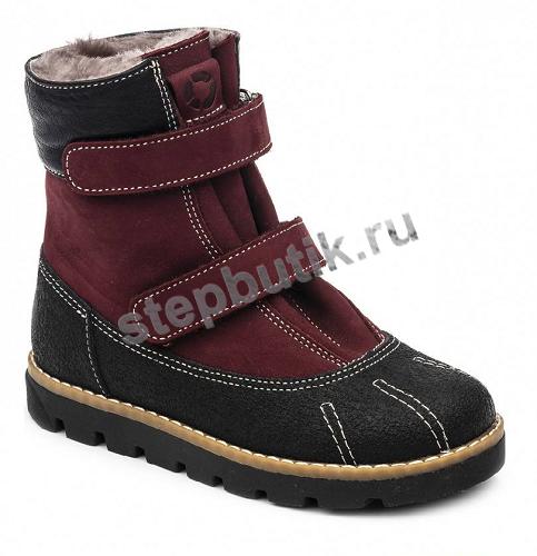 FT-23010.17-FL06O.01 Tapiboo Ботинки мех (31-35) борд