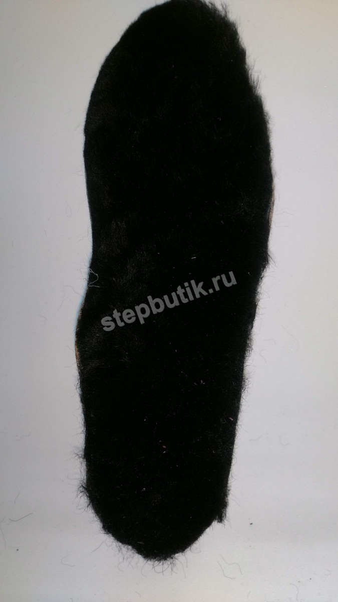 4026-64-9B-03 Minimen Ботинки мех (28-35) сер