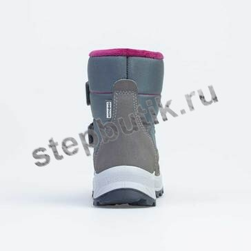 454062-41 Котофей Ботинки (27-31) сер-фук