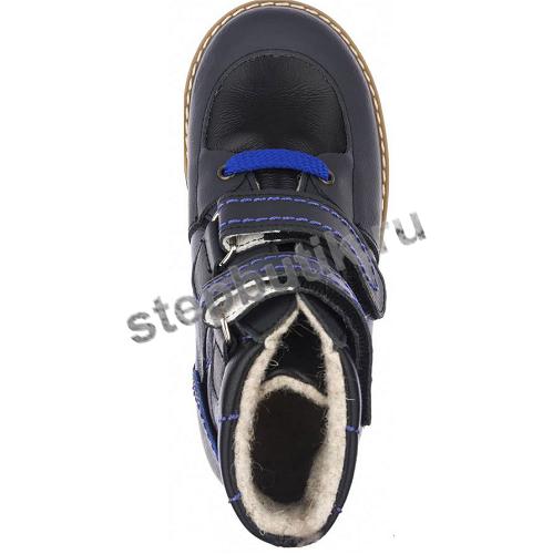 FT-23003.16-OL01O.02 Tapiboo Ботинки байка (26-30) син