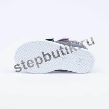 552245-22 Котофей Ботинки кожа (30-33) серый