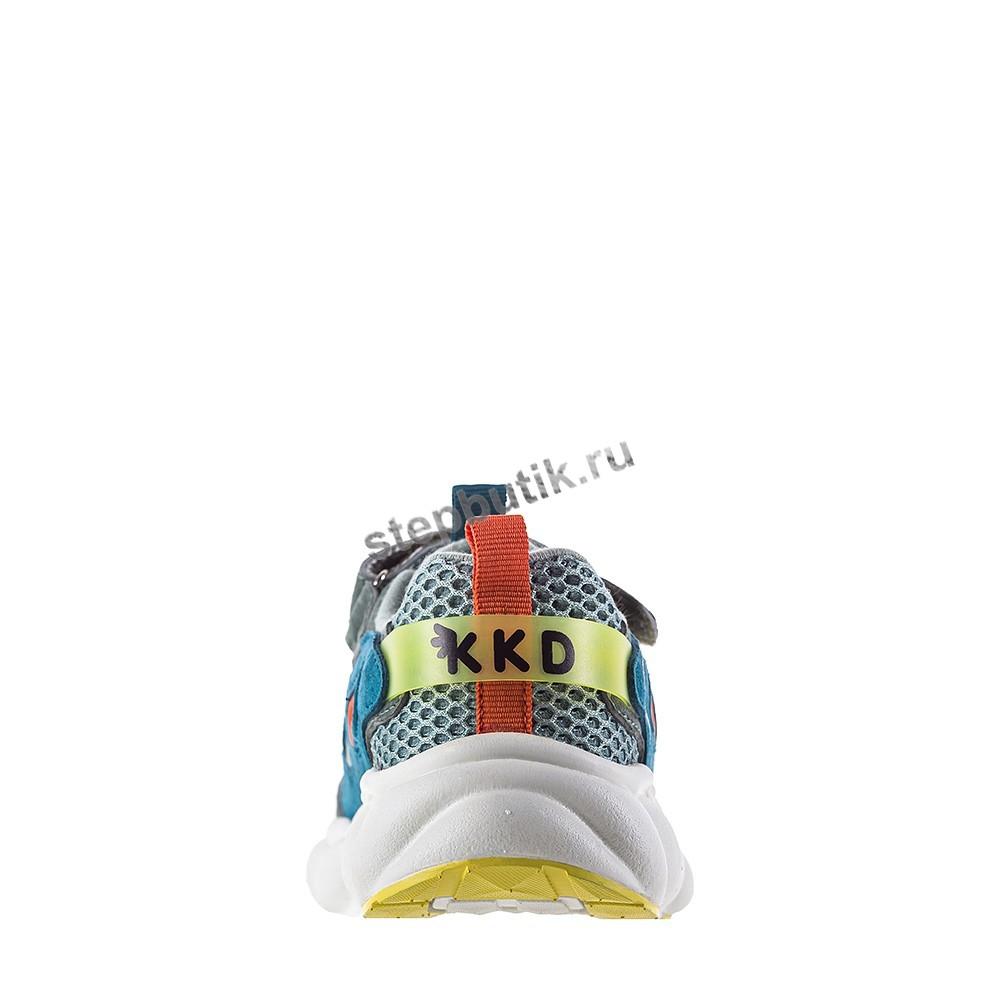 9093D KAKADU Кроссовки (25-30) сер