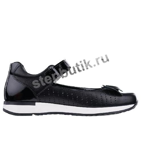TS-304(3) Bottilini Туфли (33-36) чёр