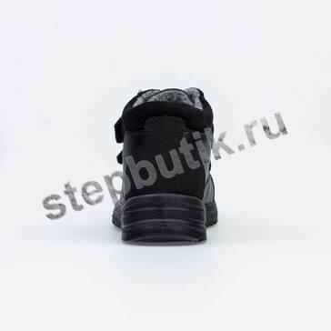552225-31 Котофей Ботинки байка (30-35) чёр