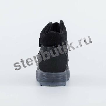 752187-52 Котофей Ботинки мех (36-40) чёр