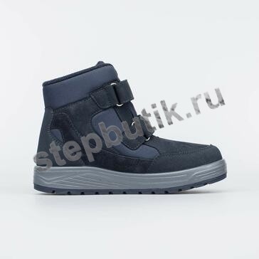 754049-43 Котофей Ботинки мех (36-40) син