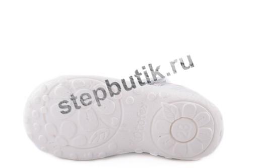 332029-21 Котофей Туфли (23-28) бел-роз
