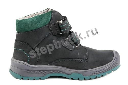 552053-32 Котофей Ботинки байка (30-35) чер