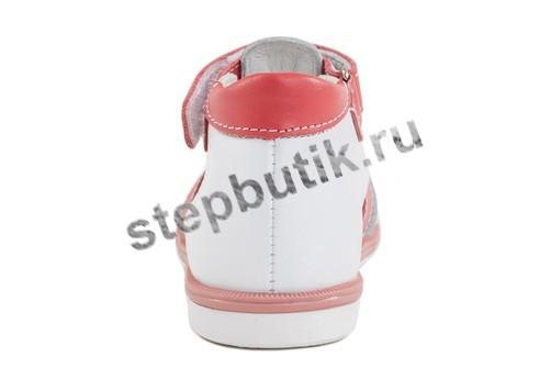 322032-22 Котофей Босоножки (25-29) бел-крас