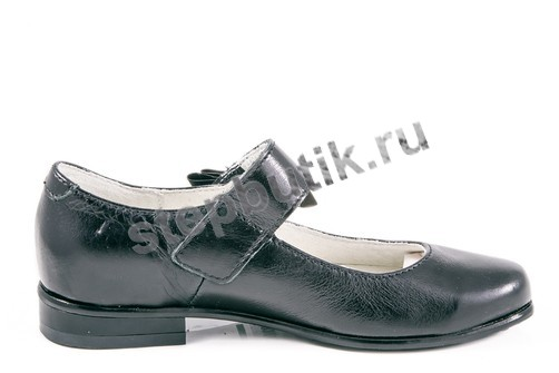 532096-21 КотофейТуфли (30-35) чер
