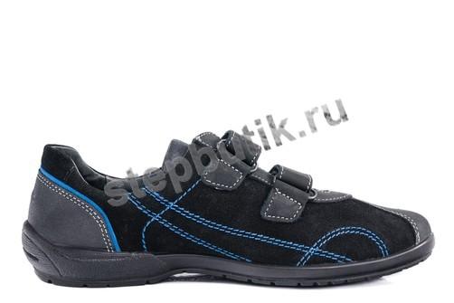 732110-21 Котофей Полуботинки (36-41) чер