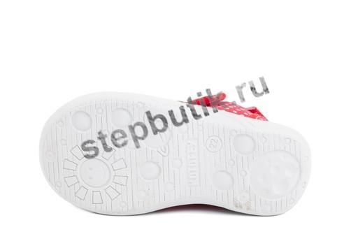 121039-13 Котофей Босоножки текстиль (22-25) красный