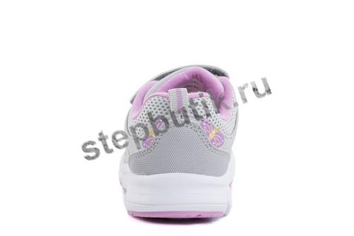344139-71 Котофей Кроссовки (25-31) сер-роз