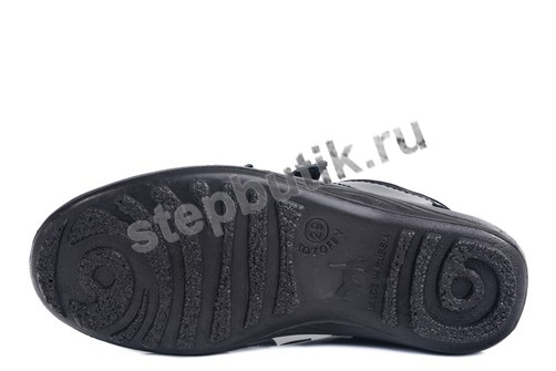 532125-21 Котофей Полуботинки (29-37) чер