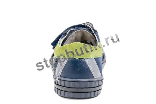 432116-22 Котофей Полуботинки (27-31) син