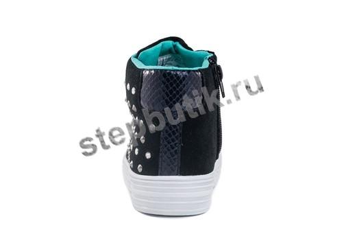 552085-22 Котофей Ботинки (30-35) чер