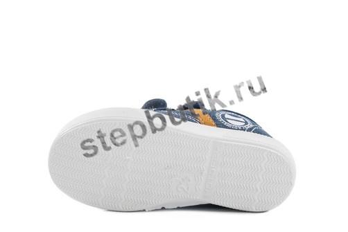 *331021-12 Котофей Кеды (23-28) син