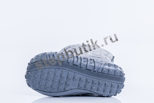267006-49 Котофей Валенки (23-26) серый