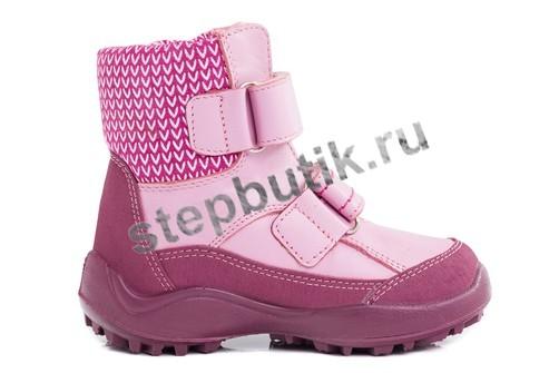 452089-51 Котофей Ботинки (27-31) роз