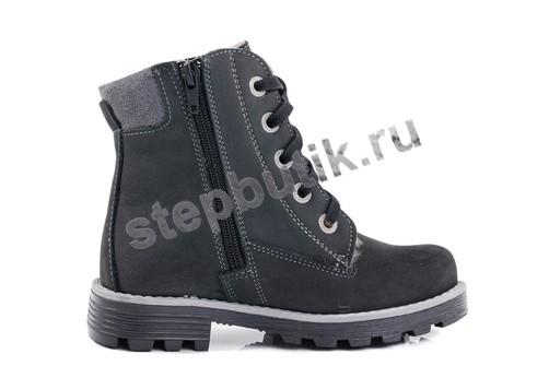 552063-52 Котофей Ботинки (30-35) чер