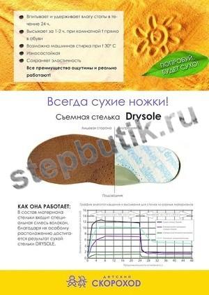 14-548-2 Скороход Ботинки (23-27) чер