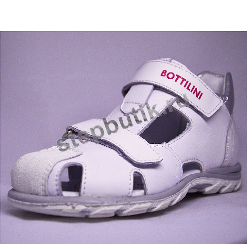 SО-135(6) Bottilini Босоножки (25-30) бел