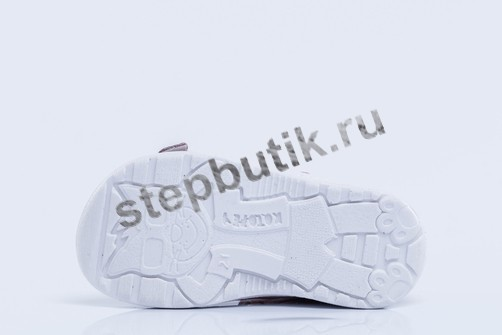 122088-23 Котофей Босоножки (23-26) роз-срб