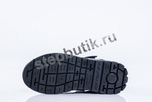 652092-31 Котофей Ботинки байка (32-35) чёр