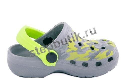 325022-01 Котофей Сабо (24-29) серый