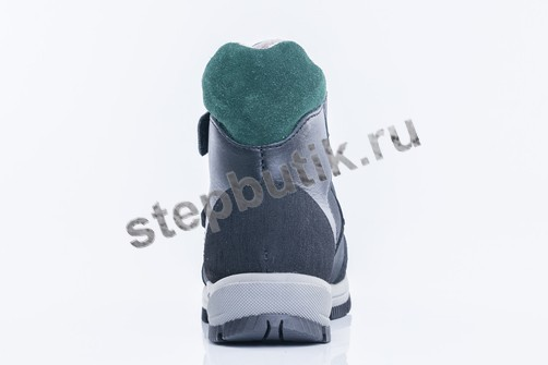 552131-53 Котофей Ботинки (30-35) чер