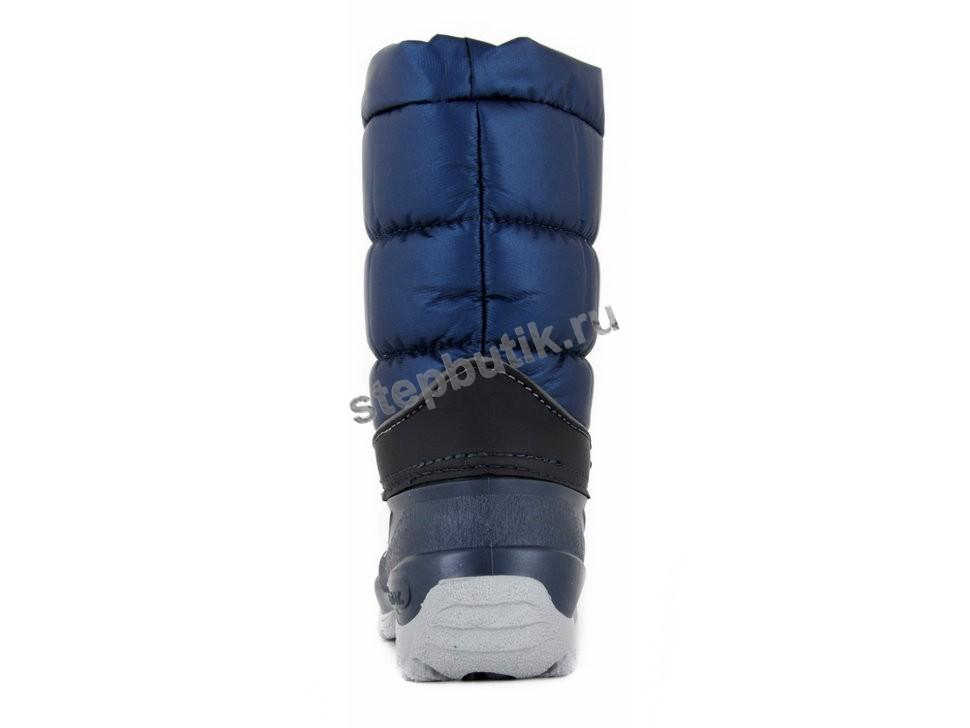 1354 LUCKY Сапожки (25-35) синий
