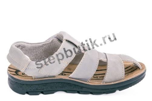 522068-22 Котофей Сандалии (30-37) серый