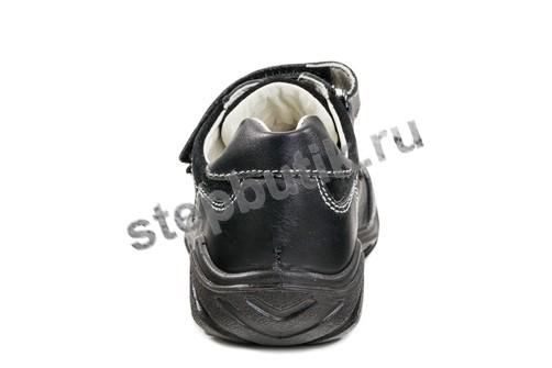 532012-21 Котофей Полуботинки (29-37) чер