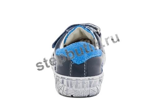 432102-21 Котофей Полуботинки (27-31) синий
